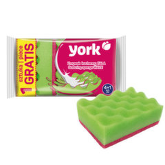 Pesukäsnad York Wave, 4+1 tk