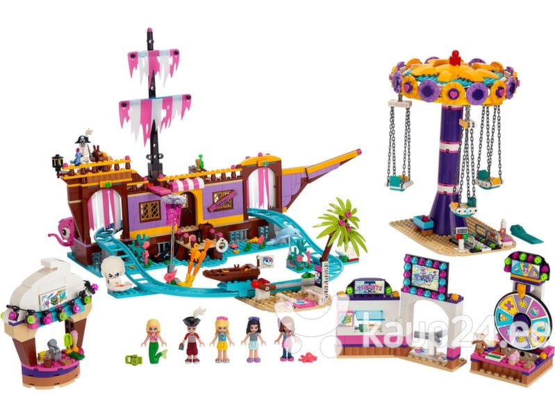 41375 LEGO® Friends Heartlake City lõbustuspargi kai Internetist