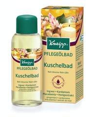 """Niisutav vanniõli Kneipp """"Cuddle Bath"""" 100 ml"""