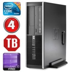 HP 8100 Elite SFF i5-650 4GB 1TB DVD WIN10Pro