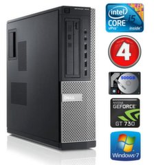 DELL 7010 DT i5-3470 4GB 500GB GT730 2GB DVD WIN7Pro