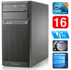 HP ProLiant ML110 G6 i3-550 16GB 500GB DVD WIN10