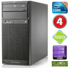 HP ProLiant ML110 G6 i3-550 4GB 120SSD GT1030 2GB DVD WIN10Pro