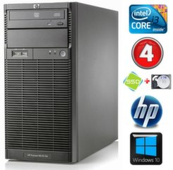 HP ProLiant ML110 G6 i3-550 4GB 120SSD+2TB DVD WIN10