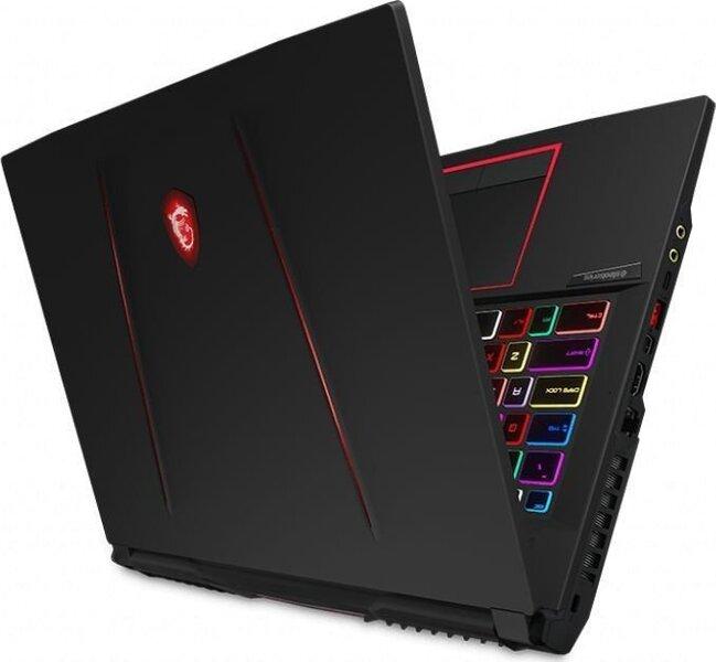 MSI GE75 Raider (8SE-272XPL) 8 GB RAM/ 256 GB M.2 PCIe/ 1TB HDD/