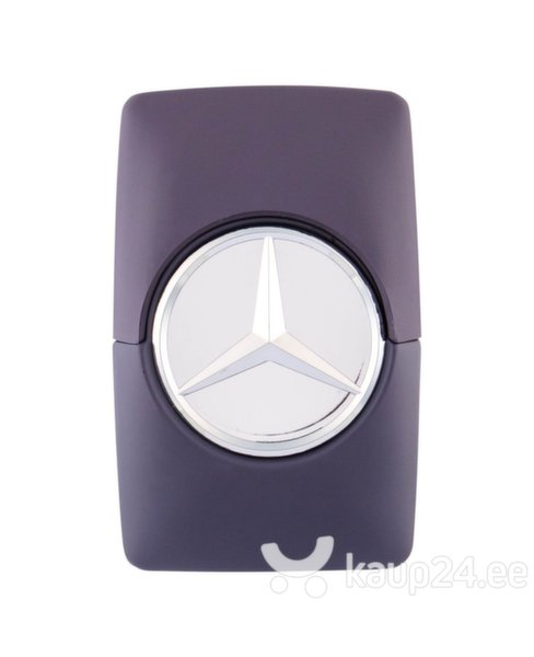 Tualettvesi Mercedes-Benz Man Grey EDT meestele 100 ml