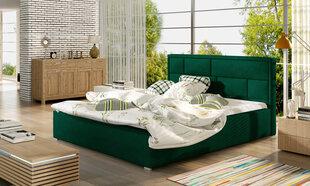 Voodi Latina MD, 200x200 cm, roheline
