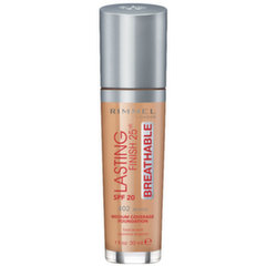 Jumestuskreem Rimmel London Lasting Finish SPF20 30 ml