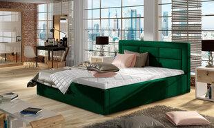 Voodi Rosano MTP, 200x200 cm, roheline