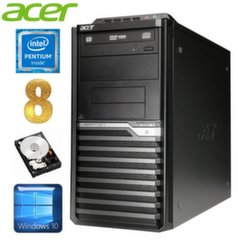Acer Veriton M4610G MT G630 8GB 250GB DVD WIN10