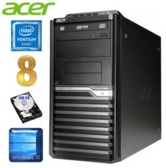 Acer Veriton M4610G MT G630 8GB 500GB DVD WIN10