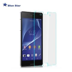 BS Tempered Glass 9H Extra Shock Защитная пленка-стекло Sony D6603 Xperia Z3 (EU Blister)