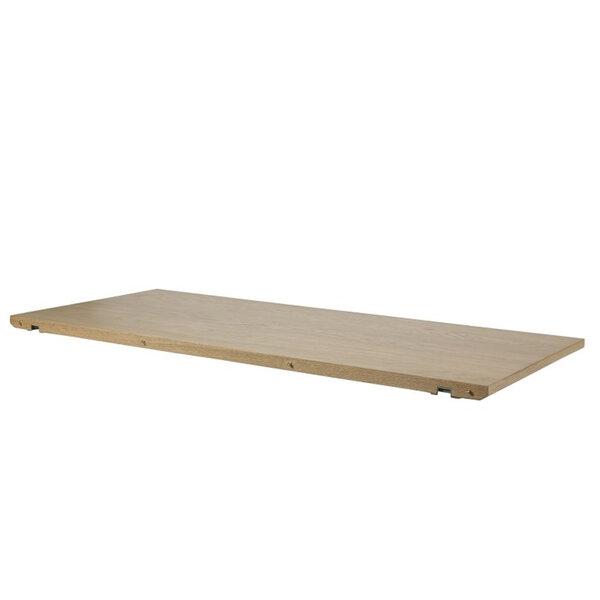 Выдвижная столешница для раздвижного стола Actona Marte, коричневая