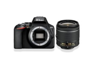 Nikon D3500 SLR + AF-P DX 18-55 VR