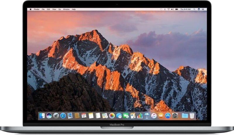 Apple MacBook Pro 15 z Touch Bar (MV902ZE/A/P1/D1/R1/G1)