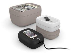 Karp ROTHO SOFIA, väike, valget värvi. hind ja info | Karp ROTHO SOFIA, väike, valget värvi. | kaup24.ee