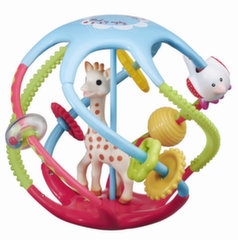 Pall - kõristi Vulli Sophie la girafe, 230788F hind ja info | Imikute mänguasjad | kaup24.ee