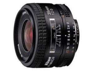Nikon AF Nikkor 35mm f/2.0D