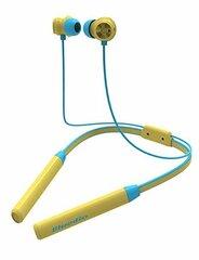 Juhtmevabad kõrvaklapid Bluedio TN2, kollane