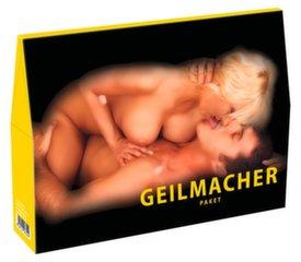 Sekslelude komplekt Horny Package