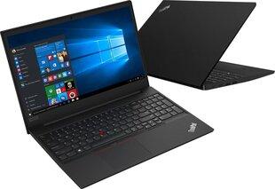 Lenovo Laptop ThinkPad E590 20NB001APB W10Pro i5-8265U/8GB/256GB/INT/15.6 FHD/Czarny/1rok CI -20NB001APB (20NB001APB)