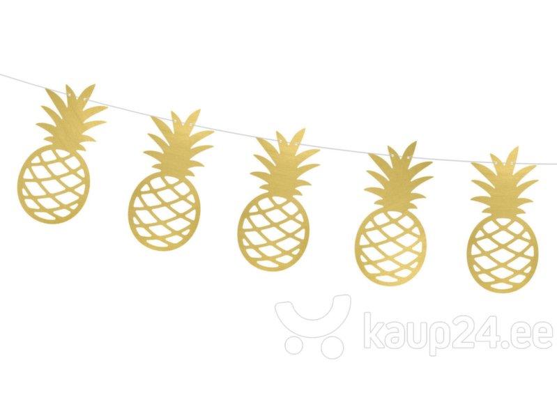 Vanik Aloha Pineapples, 1,5 m, 1 pk/40 tk hind