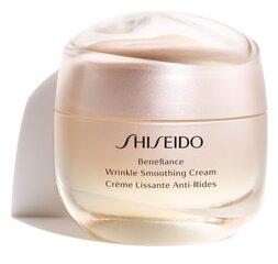 Kortsudevastane kreem Shiseido Benefiance Wrinkle Smoothing 50 ml hind ja info | Kortsudevastane kreem Shiseido Benefiance Wrinkle Smoothing 50 ml | kaup24.ee