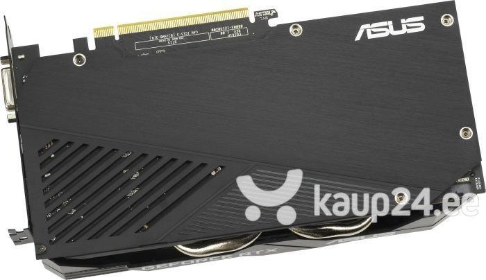 VGA Asus RTX2060 6GB Dual OC EVO