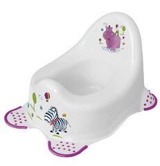 Pissipott Prima Baby Hippo, valge