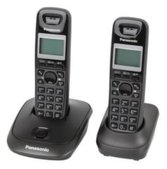 Panasonic KX-TG2512PDT (2 tk), must