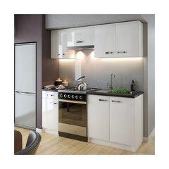 Köögimööbli komplekt First Deftrans, valge