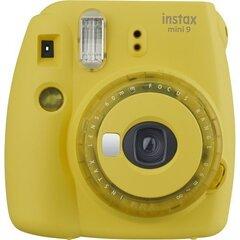 Fujifilm Instax Mini 9, Kollane + 10 foto lehte