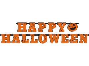 Lipuvanik Happy Halloween, 13x210 cm, 1 karp/50 pakendit (1 pakk/1 tk)