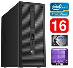 HP 600 G1 MT I5-4590 16GB 500GB WIN10Pro