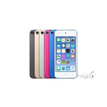 Apple iPod Touch 32GB 6 põlvkond, Sinine