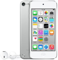 Apple iPod Touch 32GB 6 generatsioon, Hõbedane