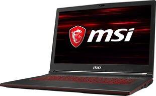 MSI GL73 8SD-233XPL 16 GB RAM/ 128 GB M.2 PCIe/ 1TB HDD/ Windows 10 Home