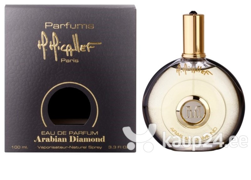 Parfüümvesi M.Micallef Arabian Diamond EDP meestele 100 ml