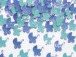 Konfetid Prams, sinine ja helesinine, 1,8-1,9 cm, 1 karp/125 pakki (1 pakk/15 g)