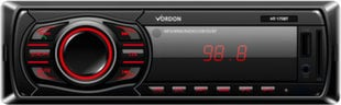 Autoraadio Vordon HT-175 BT koos Bluetooth