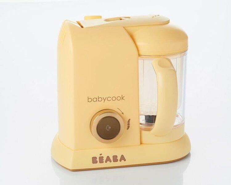 Blender-auruti Beaba Babycook Vanilla Cream 912605