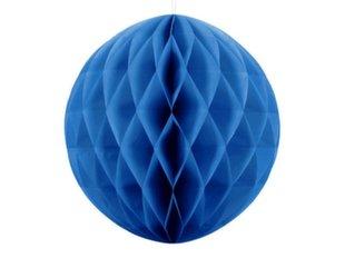 Подвесная декорация, синяя, 30 см, 1 шт
