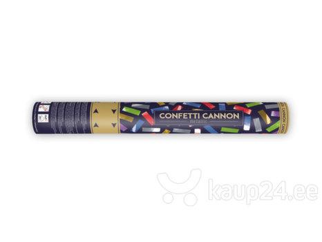Конфетти пушка, различных цветов, 40 см, 1 коробка/72 шт