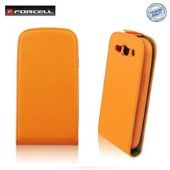 Kaitseümbris Forcell Flexi Slim Flip / Apple iPhone 6, Oranž цена и информация | Чехлы для телефонов | kaup24.ee