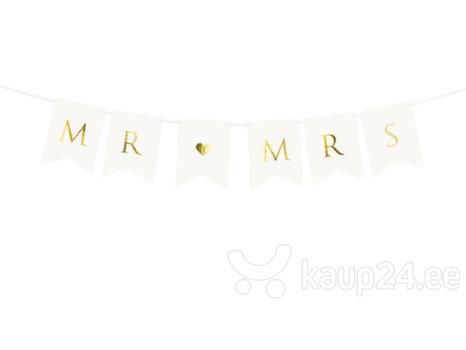Гирлянда MR MRS, белая, 15x85 см, 1 упаковка/1 шт