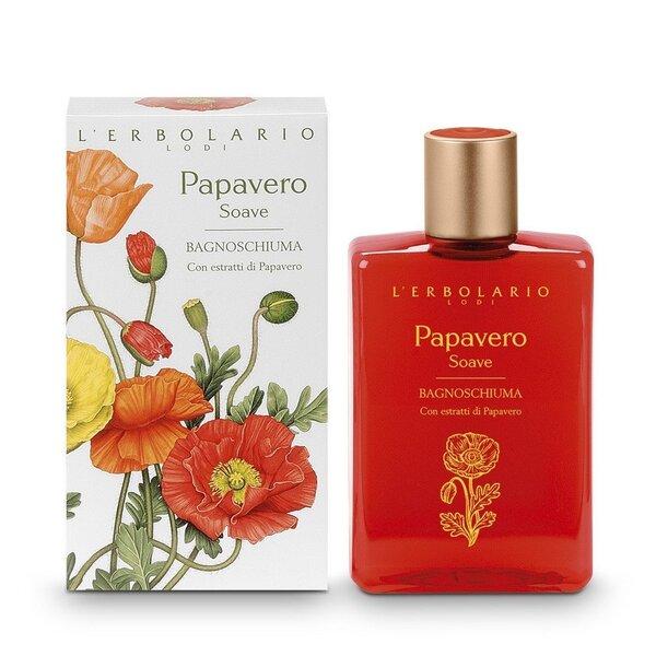 Dušivaht L'Erbolario Sweet Poppy 250 ml