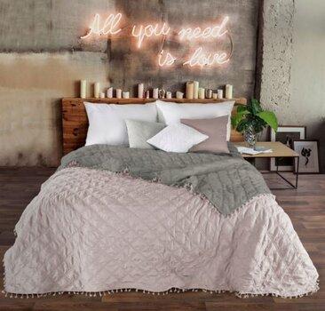 Kahepoolne voodikate Lelly, 220x240 cm