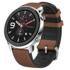 Xiaomi Amazfit GTR, 47.2 мм, Stainless Steel цена и информация | Смарт-часы (smartwatch) | kaup24.ee