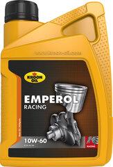 Täissünteetiline mootoriõli Kroon-Oil Emperol Racing 10W-60, 1L hind ja info | Täissünteetiline mootoriõli Kroon-Oil Emperol Racing 10W-60, 1L | kaup24.ee