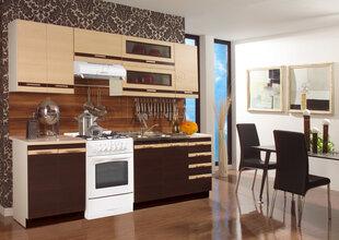 Köögimööbli komplekt LUNGO&MACCHIATO hind ja info | Köögimööbli komplektid | kaup24.ee